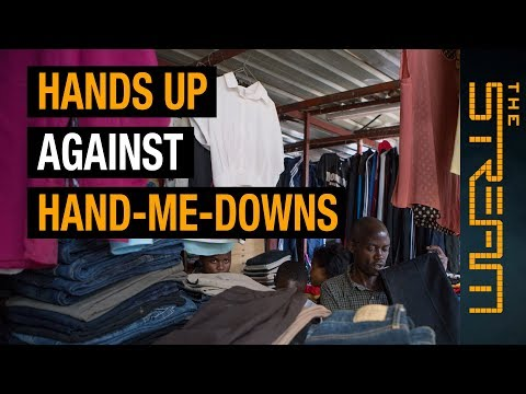 🇷🇼 How will Rwanda benefit by blocking used clothing imports? | The Stream