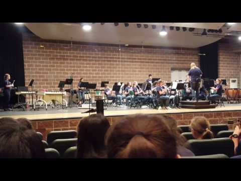 Music in the Parks 2017 - 8th Grade Band - Branchburg Central Middle School (BCMS)
