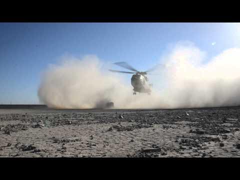 Slingtræning I ørkenen