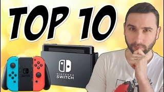 TOP 10 JEUX NINTENDO SWITCH à ACHETER 🔥🎮💟