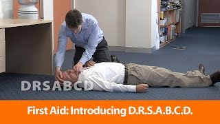 First Aid - Introducing DRSABCD - OHS Training Video