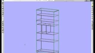 Базис-Мебельщик 8.0 Создание модели