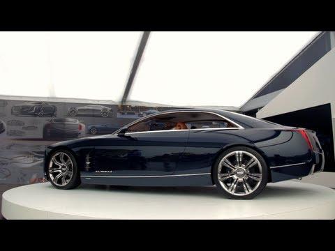 Cadillac Elmiraj Concept @ 2013 Pebble Beach Concours d