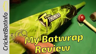 Check out this full Batwrap Cricket Bat Protection wrap review.