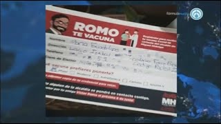 """López-Dóriga exhibe a Víctor Romo por propaganda con vacunas COVID: """"Eso es no tener madre"""""""
