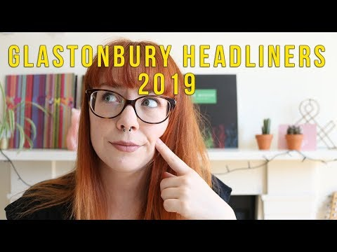 My Glastonbury Festival Headliners Predictions 2019 | Megan Norris | Something to Say Mp3