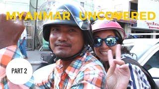 Myanmar Uncovered Part 2: Mandalay   Pyin Oo Lwin   U Bein Bridge