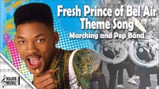 "Video ""Fresh Prince Of Bel Air"" Theme Song Marching/Pep Band Sheet Music Arrangement download MP3, 3GP, MP4, WEBM, AVI, FLV November 2018"