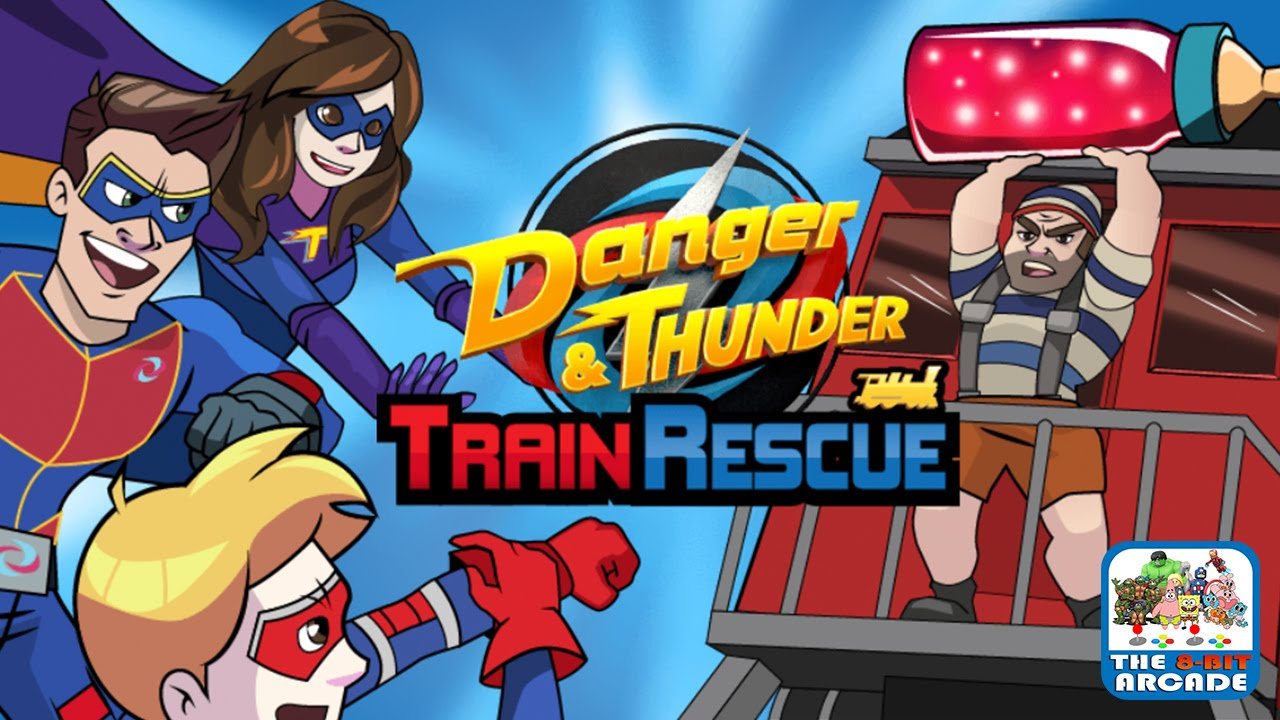 Download Danger & Thunder Train Rescue - The Toddler Has Taken Hostages (Gameplay, Playthrough)