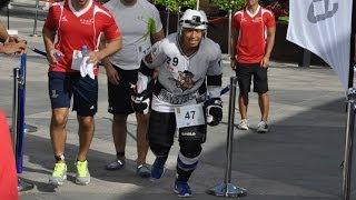 Dubai Vertical Marathon 2014