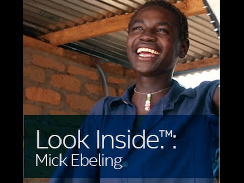 Intel: Look Inside - Mick Ebeling, CEO Not Impossible Labs