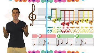 "Remember Me (Lullaby) - Boomwhacker, Orff & Solfege Playalong (From""Coco"")"