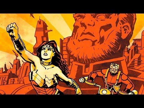 Wonder Woman #22 - Cómic en Español