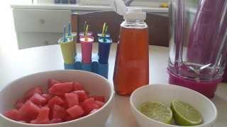 Watermelon Ice Pop