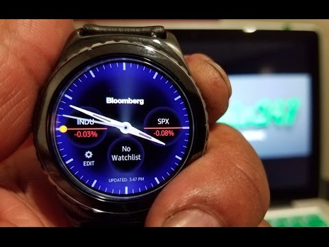 How Put Music on Your Gear S2!
