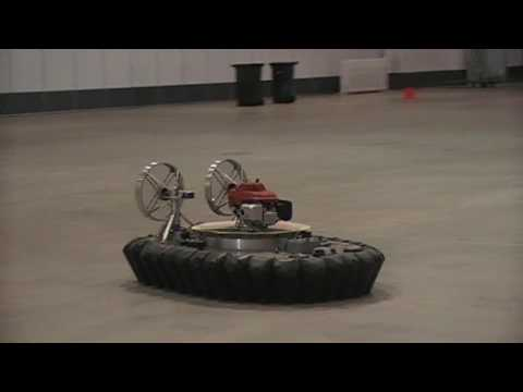 Project Hover - Testing Maneuovarability
