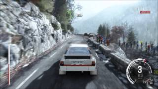 DiRT Rally - Monte Carlo Gameplay (PC HD) [1080p]