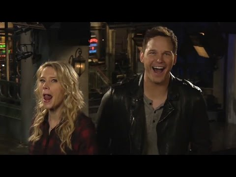 Chris Pratt's HILARIOUS SNL Promo Videos! from YouTube · Duration:  1 minutes 46 seconds