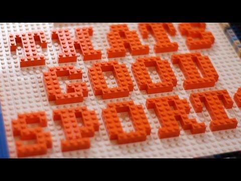 Coolest LEGO Art Ever