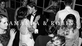 BRÖLLOPSVIDEO - Amanda & Robin 2020