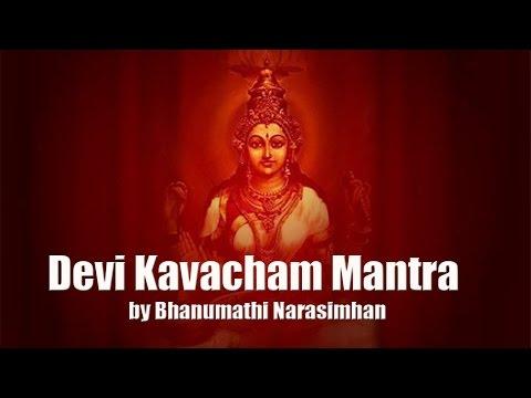 Devi Kavacham (Armor of Goddess) | Bhanu Narasimhan