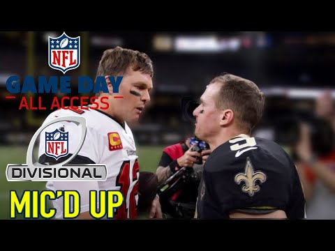 NFL Divisional Round Mic'd Up!