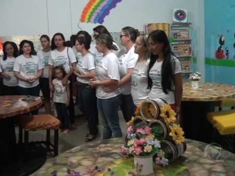 Projeto da Escola Teotônio visa a melhoria da leitura e escrita dos alunos em Confresa
