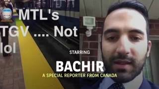 Special Reporters Ep.3: Bachir from Montreal, Canada