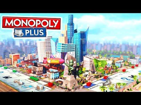 MONOPOLY PLUS ONLINE!