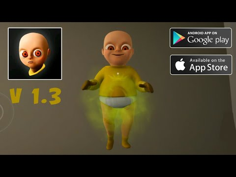 The Baby In Yellow 2021-Gameplay - Walkthrough [Android - ios]
