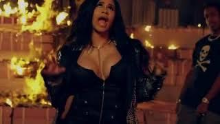 Cardi B triunfó en los Billboard