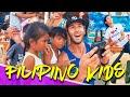 EL NIDO DRONE FLYING WITH FILIPINO KIDS (INCREDIBLE!)