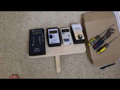 Dynamic Sauna EMF Rating - Costco Sauna EMF Levels - Amazon Dynamic Barcelona Infrared Sauna EMF