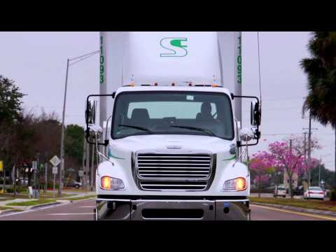 Freightliner's CNG Trucks - Natural Gas Case Study