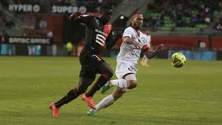 Rennes 2-1 Nice : le résumé