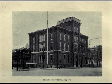 Alba Kadrija  - The History of Philadelphia's Central High School