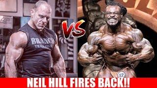 Coach Neil Hill Responds to William Bonac
