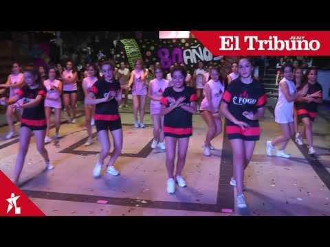 ELECCION REINA SANTA BARBARA 2018