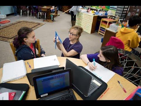 5th Grade - Students Flip for FCPSOn
