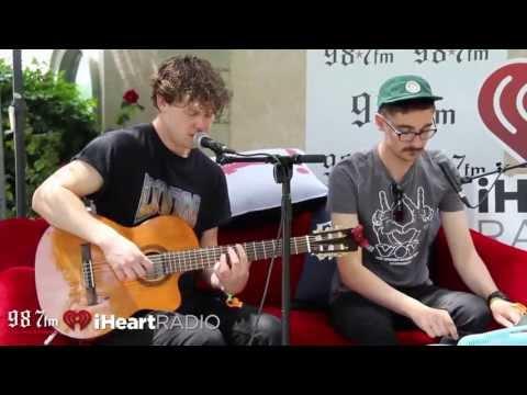 """Alt-J """"Breezeblocks"""" LIVE Acoustic at Coachella 2013"""