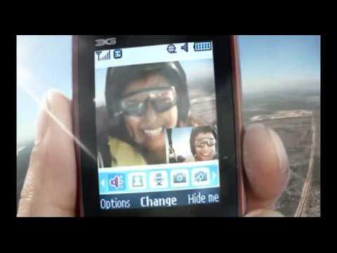 SAMSUNG Hero 3G Mobile TVC