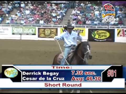 BFI Team Roping Top 5_2009