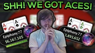 How to CRUSH a $2100 Tournament - Beating the High Stakes
