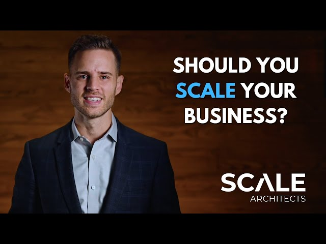 Should You Scale Your Business?