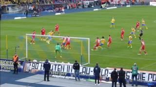 BTSV vs Union Berlin - Saison 2016/17 - Impressionen