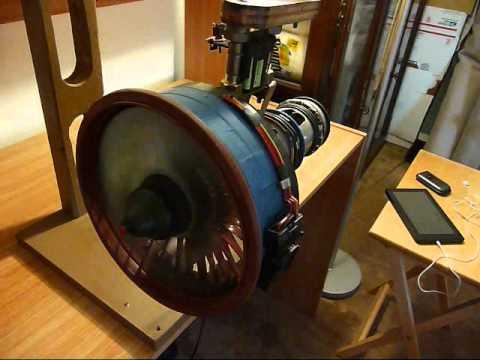 Turbofan Model