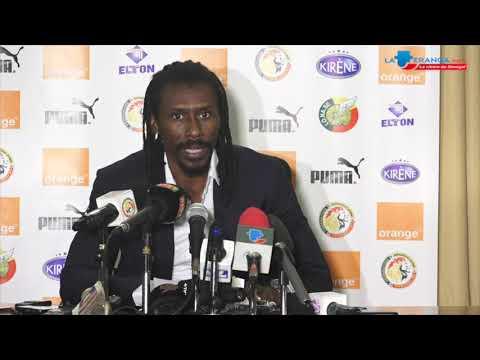 """Liste Des 23 """"Lions"""" Pour La Match Contre La Guinée Equatoriale : Cissé Convoque Le Même Groupe"""