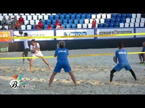 ITF World Team Championships, Beach Tennis - 2015