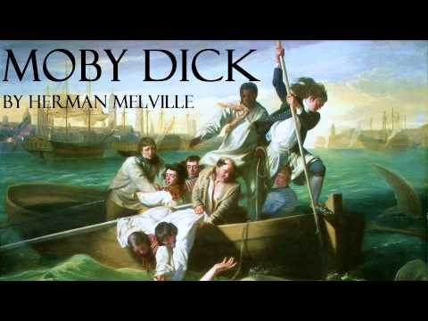 MOBY DICK - FULL AudioBook PART 1 of 3 - by Herman Melville - (Moby-Dick or the Whale)