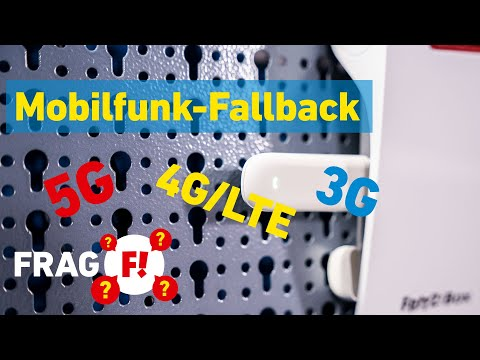 Mobilfunk Fallback am DSL-Router einrichten? | Frag FRITZ! 31